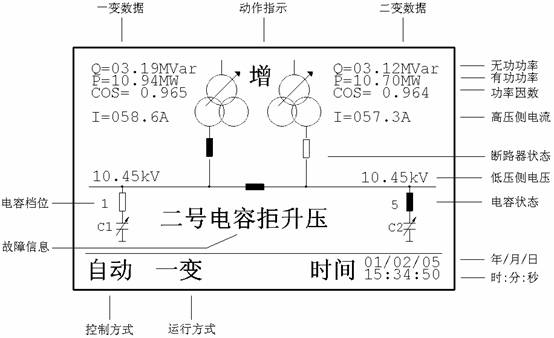 tc7107显示电路图